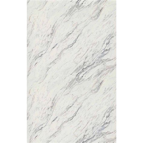 Shop Wilsonart 48 in x 8 ft Calcutta Marble Laminate