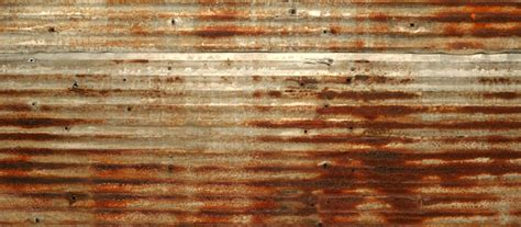 mission style wall antique reclaimed tin rusted tin rustic barn tin