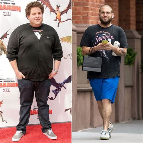 Jonah Hill's Dramatic Weight loss Secret Revealed