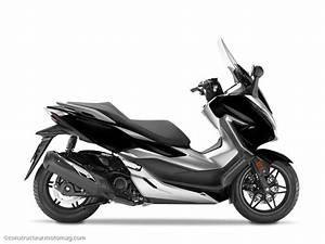Accessoire Xmax 125 : honda forza 300 2018 attaque frontale moto magazine leader de l actualit de la moto et ~ Melissatoandfro.com Idées de Décoration