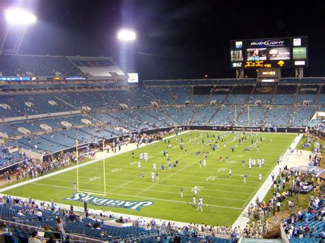 Jaguars Already Having Issues When It Comes To Filling