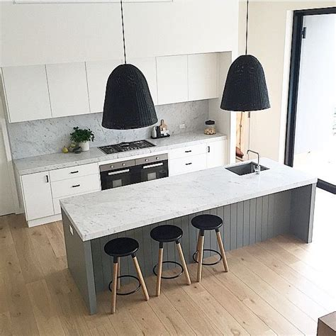 island kitchen bench designs best 25 island bench ideas on minimalist