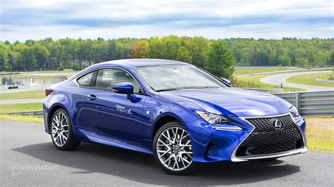 rcf lexus 2015 lexus rc rc f review autoevolution