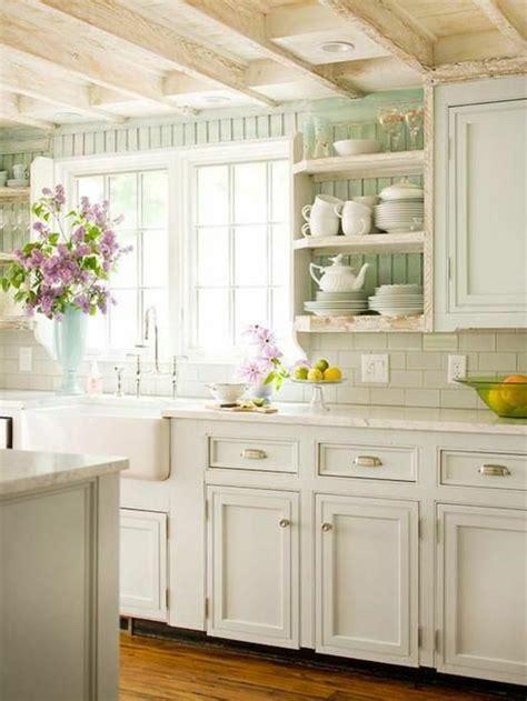quelle couleur de credence pour cuisine blanche quelle couleur de credence pour cuisine blanche 11 les cuisines blanches de style rustique et