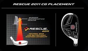 Taylormade Rescue 11 Hybrid At Intheholegolf Com