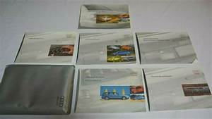 1999 Audi A4 And A4 Avant Owners Manual Guide Book Set