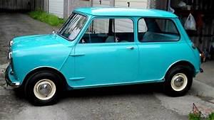 1963 Austin Mini