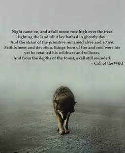 Call of the Wild Jack London Quotes