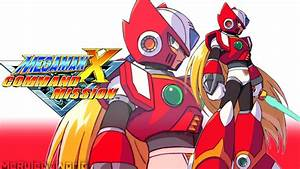 Megaman X: Command Mission ost - Standby Zero [Extended ...