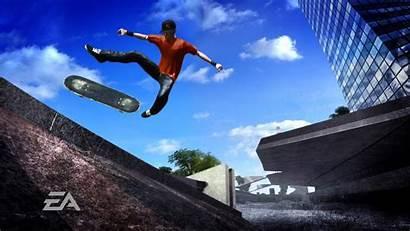 Skate Wallpapers Skateboard Games Hawk Tony Ea