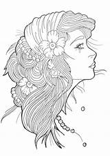 Gypsy Tattoo Coloring Traditional Tattoos Drawing Deviantart Flowers Stencils Google Para Salvo sketch template