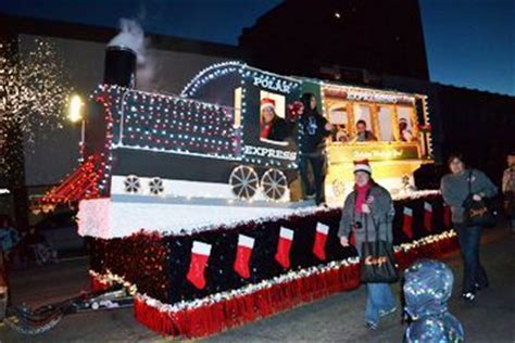 ideas christmas parade floats  search  pinterest