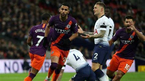 Tottenham Hotspur vs Manchester City - 29/10/2018 - StatCity