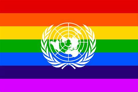 si鑒e de l onu l 39 onu porta a casa un altro risultato tutto arcobaleno osservatorio gender