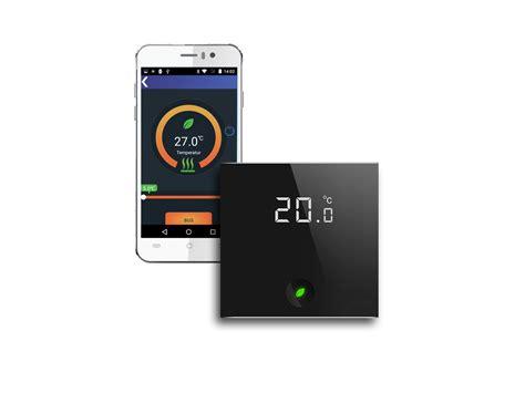 thermostat wlan fußbodenheizung wlan thermostat f 252 r elektrische bodenheizungen