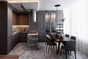 Amerikanische Küche Einrichtung : 1240 827 kitchen pinterest k che ~ Markanthonyermac.com Haus und Dekorationen