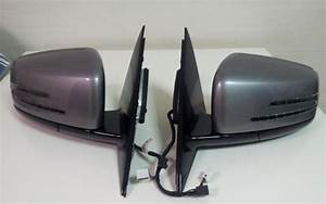 Power Folding Mirrors W212 E-class