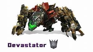 Transformers Revenge Of The Fallen Devastator wallpaper ...