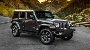 2018 Jeep Wrangler : 2018 jeep wrangler sheds weight adds tech and 2 0l turbo carscoops ~ Medecine-chirurgie-esthetiques.com Avis de Voitures