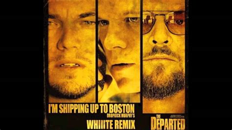 I'm Shipping Up To Boston (whiiite Remix)