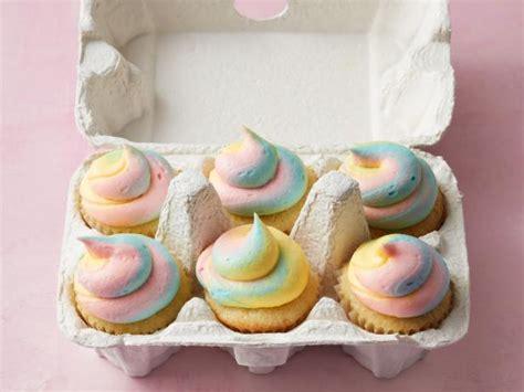 mini egg cupcakes recipe food network kitchen food network