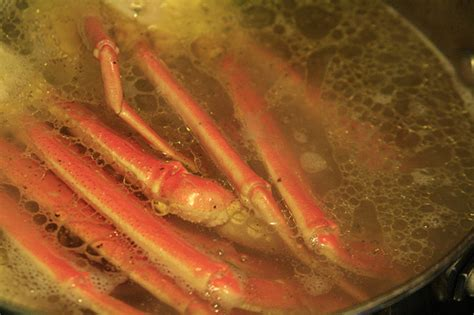 cooking crablegs cooking crab legs flickr photo sharing