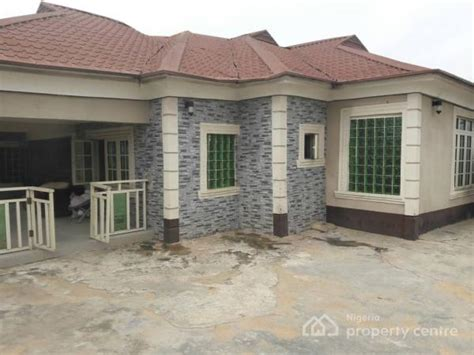 For Sale A Newly Constructed 4 Big Bedroom Bungalow
