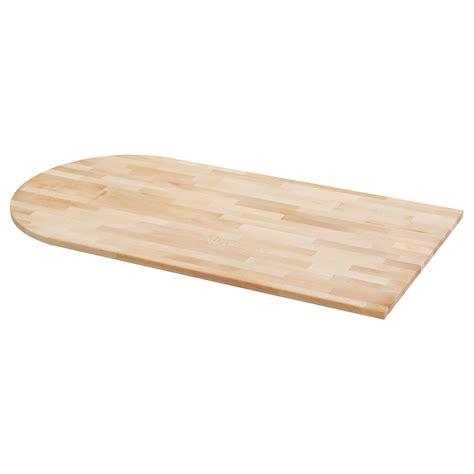 gerton table top beech 140x70 cm ikea