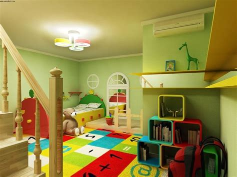 20 Best Kids Playroom Ideas  Children's Playroom 2017