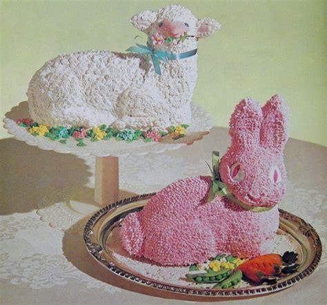 easter lamb cake easter bunny cake easter treatsdecor