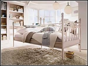 Ikea Betten Weiß : ikea bett weiss metall betten house und dekor galerie 7zglwmezvn ~ Avissmed.com Haus und Dekorationen