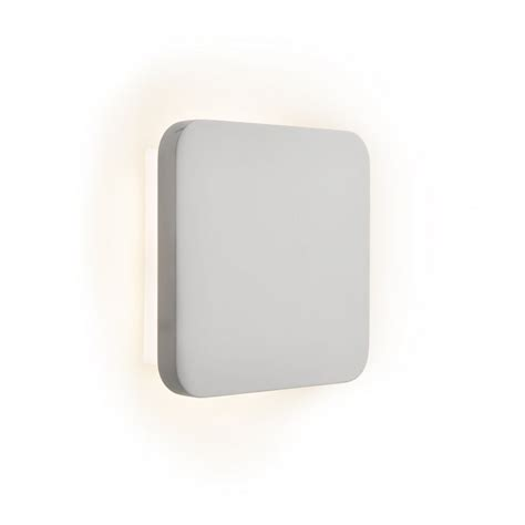 8834 led recessed plaster wall light