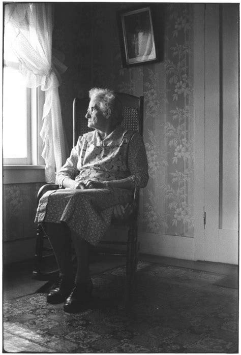 william gale gedney grandmother  rocking chair