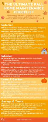 home interior color ideas the ultimate fall home maintenance checklist