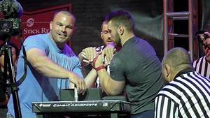 Nal Arm Wrestling Championship 2019  Travis Bagent And Who Is Vlad The Destroyer