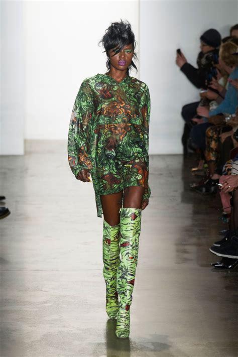 Jeremy Scott at New York Fashion Week Fall 2013 - Livingly