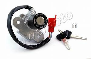 Yamaha Dt 125 Re 04 Ignition Switch Parts At Wemoto