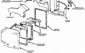 2002 Ford Explorer Heater Core Diagram Pictures To Pin On