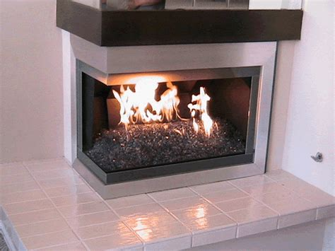 Fireplace Glass Elegant Glass For Your Fireplace And More