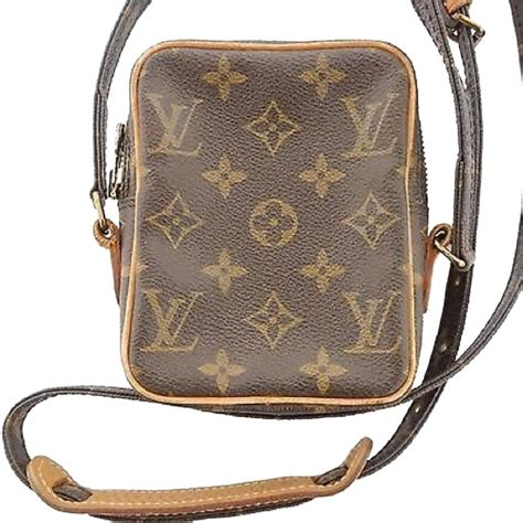 louis vuitton mini danube brown cross body bag cross body bags  sale