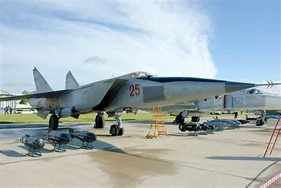 Mig Foxbat 25r Jet Airlines