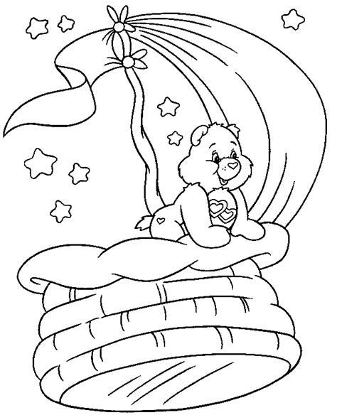 146 dibujos de bisounours para colorear oh page 1