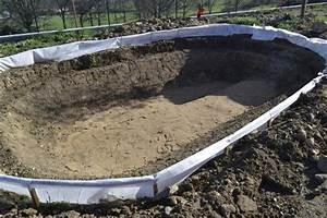Bache Epdm Pas Chere : construction d 39 un bassin de jardin avec b che epdm ~ Melissatoandfro.com Idées de Décoration