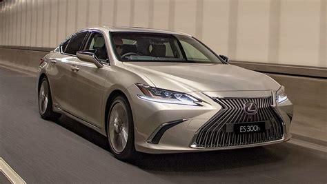 lexus esh  pricing  specs confirmed car news