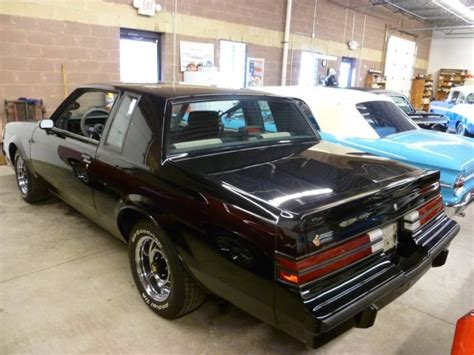 1987 Buick Grand National Parts For Sale by 1987 Buick Grand National For Sale Classic Car Ad From