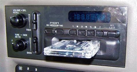 cassette car how to hack your car s cassette deck into a wireless