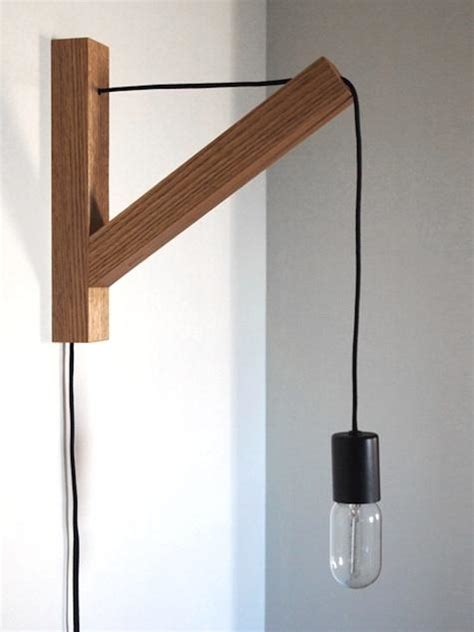 lighting high low bracket light remodelista