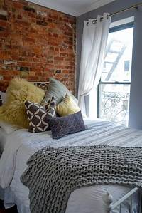how to decorate a small bedroom How To: Decorate Your Teeny Tiny NYC Bedroom - Fossypants