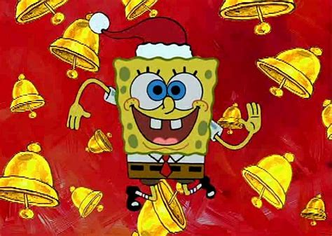 spongebob christmas 4 spongebob squarepants photo