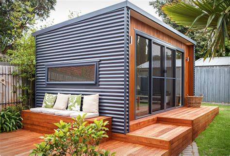 Backyard Offices by Backyard Offices By Inoutside